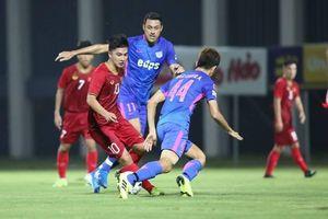 Martin Lo, Danh Trung ghi bàn, Việt Nam thắng đội bóng Hồng Kông 2-0