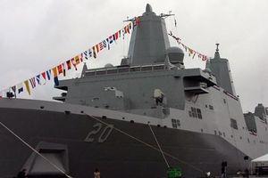 Trung Quốc từ chối cho tàu hải quân của Mỹ thăm Hong Kong