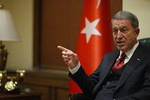 Thổ Nhĩ Kỳ 'nắn gân' Mỹ về việc thỏa thuận vấn đề Syria