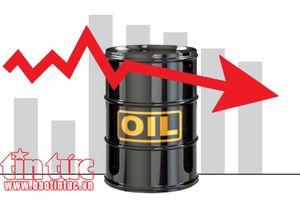 Tín hiệu ảm đạm của kinh tế của Trung Quốc kéo giá dầu đi xuống