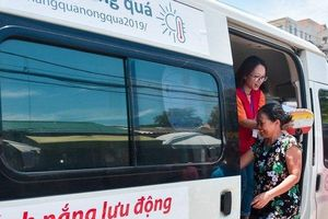 Hà Nội: Thành lập hàng loạt điểm cố định, xe buýt tránh nóng miễn phí cho người lao động