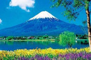 Nhật Bản thử nghiệm sơ tán khách nước ngoài gần núi Phú Sĩ