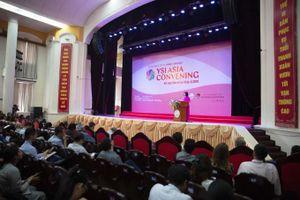 Gần 500 nhà khoa học tham dự Hội nghị Kinh tế trẻ Châu Á 2019