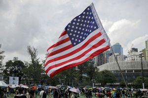 Trung Quốc kêu gọi Mỹ ngừng 'can thiệp vào tình hình Hong Kong'