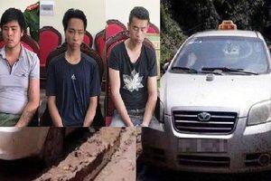Lời khai của 3 đối tượng người Trung Quốc về hành vi sát hại tài xế taxi