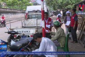 Hà Nội lập điểm tránh nóng miễn phí cho người dân