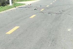 2 xe máy va chạm trên QL15A, 1 người chết, 1 người bị thương