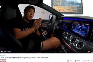 Clip '24h trên xe Mercedes' gây tranh cãi giữa vụ trường Gateway