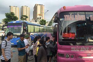 Hà Nội tăng cường 300 lượt chuyến xe kỳ nghỉ lễ 2-9