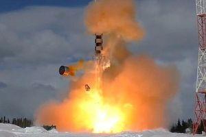 Mỹ lên tiếng về vụ nổ động cơ tên lửa ở Nga