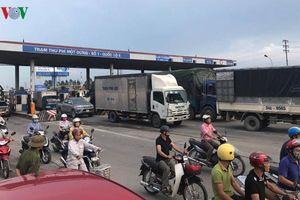 Bộ trường GTVT Nguyễn Văn Thể: Sẽ dừng thu phí nếu chậm sửa chữa QL5
