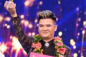 Khiến Trấn Thành phấn khích nhảy khỏi ghế, bản sao Đàm Vĩnh Hưng đăng quang 'Ca sĩ thần tượng'