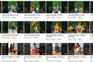 Công ty môi giới Hàn Quốc coi phụ nữ Việt như món hàng siêu lời