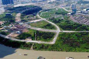 TP.HCM: 16h chiều nay, họp báo về khu đô thị mới Thủ Thiêm