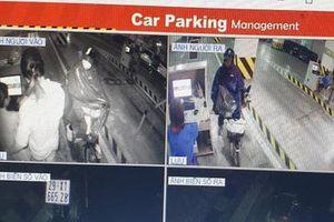 Hà Nội: Liên tiếp mất xe máy ở chung cư Discovery Complex 302 Cầu Giấy