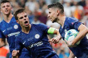 Toàn cảnh Siêu cúp châu Âu: Chelsea ngoan cường, nhưng chưa đủ