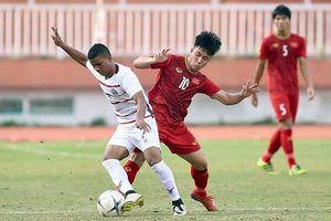 Thua Campuchia, chủ nhà U18 Việt Nam bị loại khỏi giải Đông Nam Á