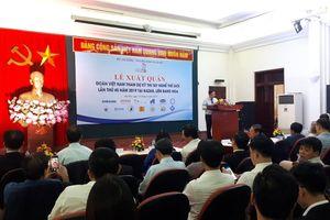Đoàn Việt Nam tham dự kỳ thi tay nghề thế giới năm 2019