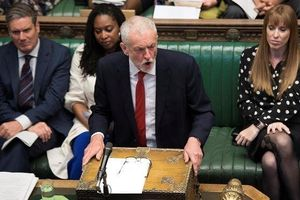 Công đảng Anh quyết hạ bệ Thủ tướng Johnson