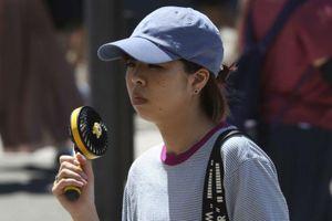 Nhật Bản ghi nhận số người nhập viện kỷ lục vì nắng nóng