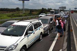 Cao tốc Trung Lương hỗn độn vì miễn phí, Cục Đường bộ xin mở lại trạm