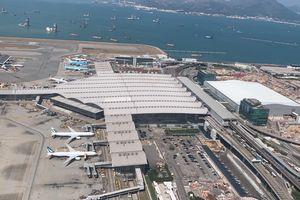 Sân bay quốc tế Hong Kong lao đao trong cơn bão biểu tình