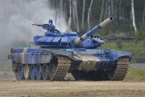 Đội xe tăng Việt Nam xuất sắc giành huy chương bạc tại Tank Biathlon