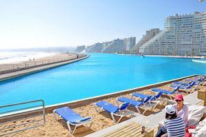 Bể bơi lộ thiên lớn nhất thế giới, dài 1 km