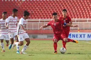 Bất ngờ thua Campuchia, Việt Nam nói lời chia tay sớm tại Giải U18 Đông Nam Á 2019