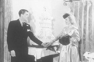 Tận mục ảnh cưới hiếm có của tổng thống Mỹ Ronald Reagan
