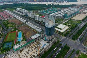 Đô thị mới Thủ Thiêm: Thu hồi tiền sử dụng đất 'giá bèo' giao cho doanh nghiệp