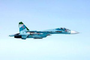 Su-27 Nga bị tố bay cắt mặt 'không an toàn' trước tiêm kích NATO