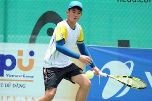 Nội chiến không khoan nhượng ở giải quần vợt VTF Pro Tour 200 Đà Nẵng