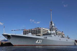Siêu tàu mang 16 tên lửa 'vượt mọi hệ thống phòng không' của Nga bước vào thử nghiệm cuối