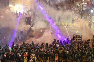 Ông Trump gợi ý gặp ông Tập để giải quyết tình hình Hong Kong