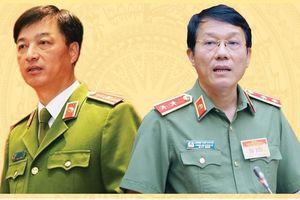 Chân dung hai tân thứ trưởng công an Lương Tam Quang, Nguyễn Duy Ngọc