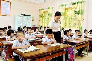 Tới đây, giáo viên sẽ dạy 2 buổi/ngày nhưng lương không tăng