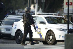 Xả súng bắn giết cảnh sát rúng động nước Mỹ