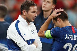 Chelsea thua tiếc nuối: Bài học MU và niềm tin Lampard