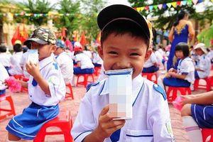 15 tỉnh uống sữa học đường, Bộ Y tế chưa chốt bổ sung bao nhiêu vi chất
