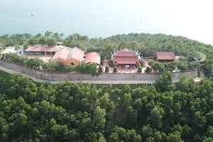 Lại thêm một công trình 'khủng' ngang nhiên xây dựng trái phép trên vịnh Bái Tử Long