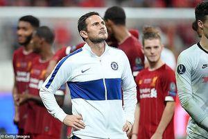 Frank Lampard tự nhận là 'Kẻ thất bại thảm hại nhất quả đất'