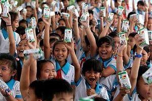 Bộ Y tế chưa chốt số lượng vi chất bổ sung vào sữa học đường