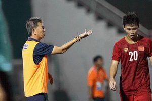 NÓNG: HLV Hoàng Anh Tuấn xin từ chức ngay sau khi Việt Nam thua Campuchia