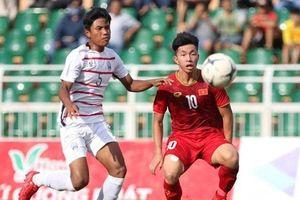 U18 Việt Nam rời cuộc chơi sau trận thua bạc nhược trước U18 Campuchia