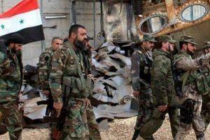 Đặc nhiệm 'Mãnh Hổ' Syria đánh tan khủng bố ở Al-Hobait