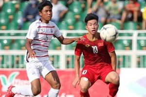 Thua sốc Campuchia, U18 Việt Nam cay đắng rời giải U18 Đông Nam Á