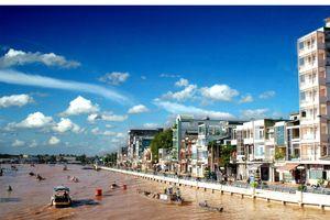 Xây dựng chiến lược bảo vệ nguồn nước vùng Đồng bằng sông Cửu Long