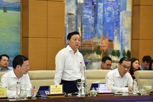 Bộ trưởng Trần Hồng Hà: Quốc hội, Chính phủ luôn cam kết giải quyết vấn đề rác thải nhựa