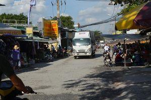 TP HCM: 'Con đường đau khổ' Nữ Dân Công đã được tạm khắc phục